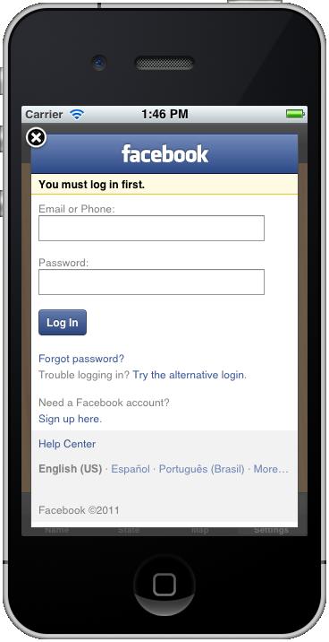 Facebook login dating sites
