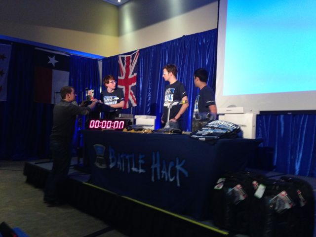 BattleHackTeamLondon